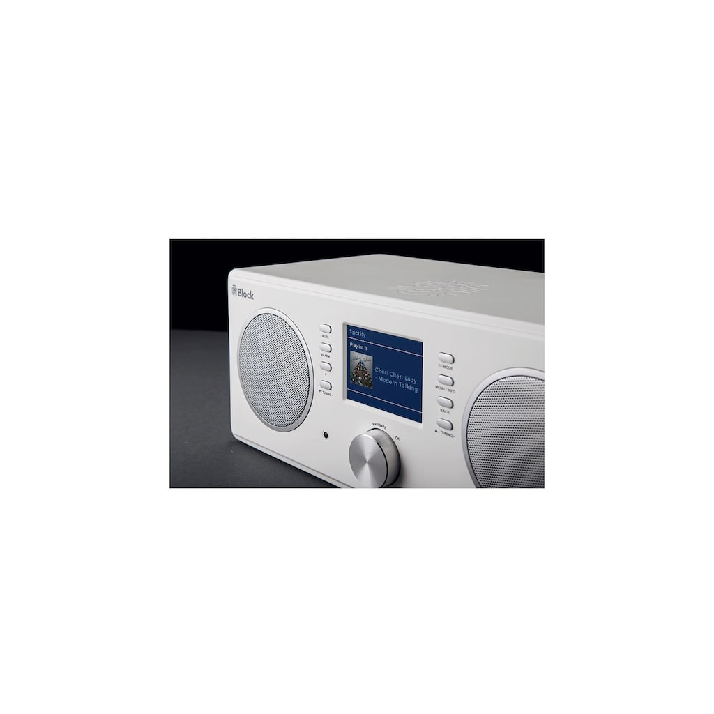 Block Internetradio, Speaker, WLAN, Bluetooth