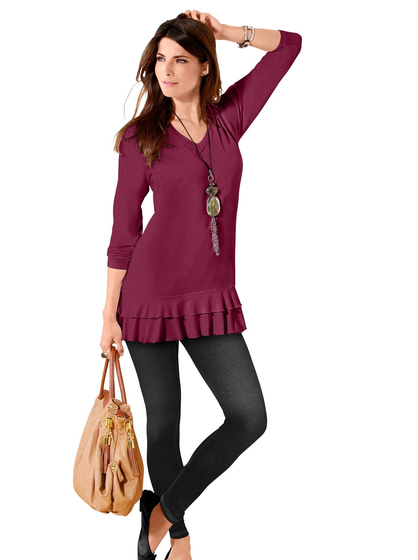 Classic Basics Longshirt   Bekleidung > Shirts > Longshirts   Classic Basics