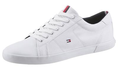 Tommy Hilfiger Sneaker »ICONC LONG LACE SNEAKER«, mit Logostickerei kaufen