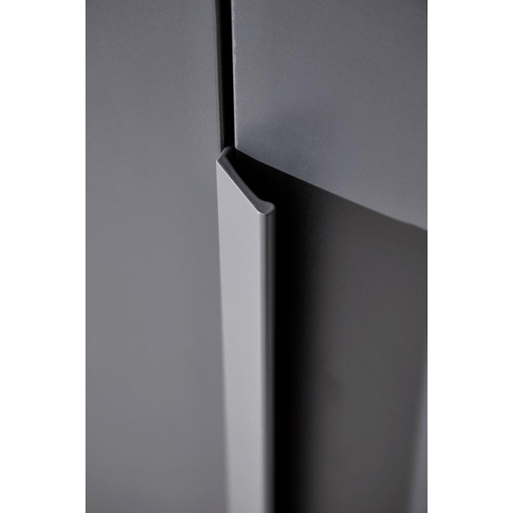 rauch ORANGE Drehtürenschrank »Purisma«, mit umfangreicher Innenausstattung