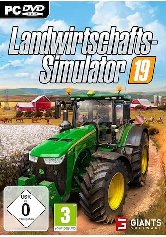 Landwirtschaftssimulator 2019 PC kaufen