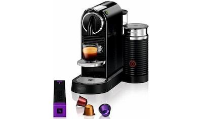 Nespresso Kapselmaschine NESPRESSO CITIZ EN 267.BAE kaufen