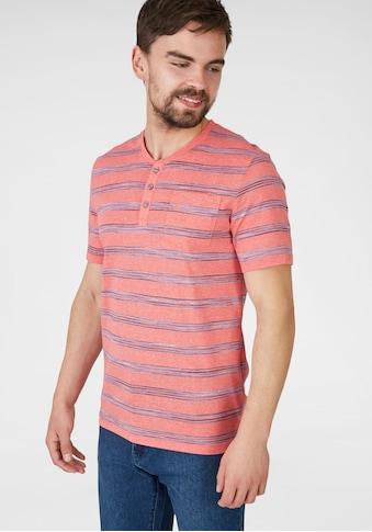 NAVIGAZIONE Shirt mit kurzer Knopfleiste kaufen
