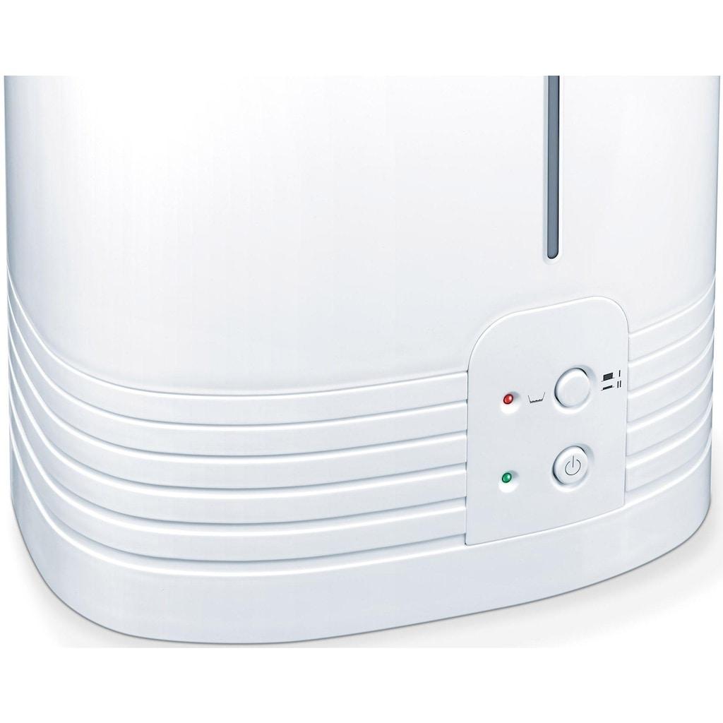 BEURER Luftbefeuchter »LB 55«, 6 l Wassertank, hygienische Warmwasser-Verdampfung
