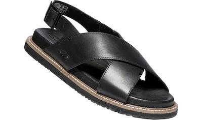 Keen Sandale »LANA CROSS STRAP SANDAL« kaufen