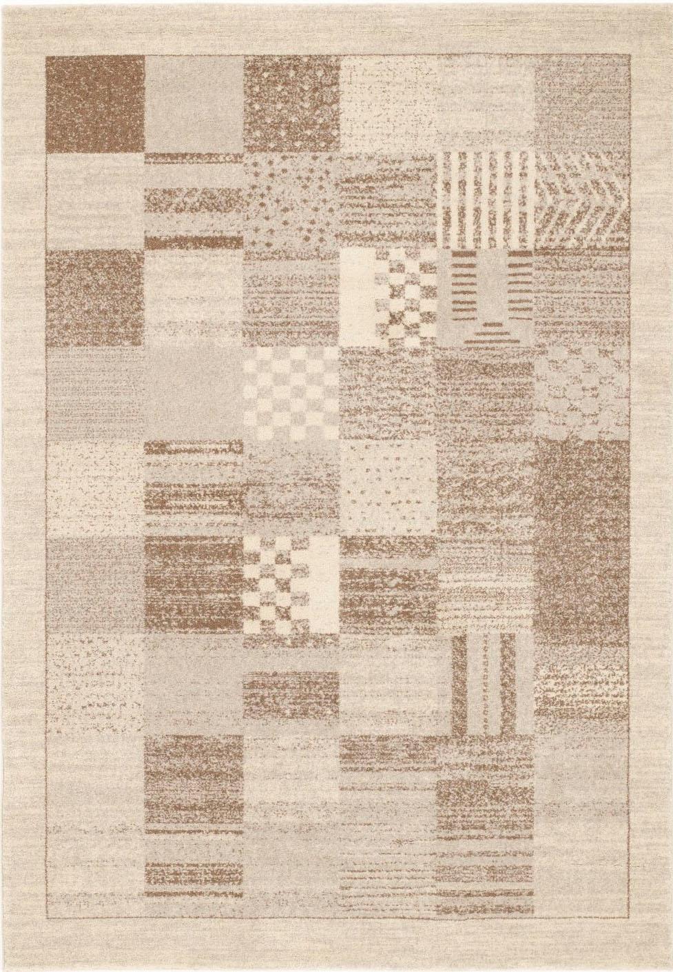 Teppich Lexis Ando OCI DIE TEPPICHMARKE rechteckig Höhe 9 mm maschinell gewebt