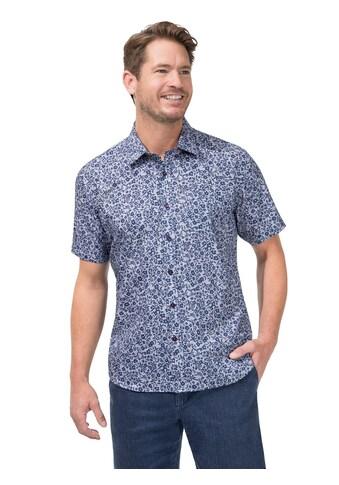 Marco Donati Kurzarm - Hemd mit Brusttasche kaufen