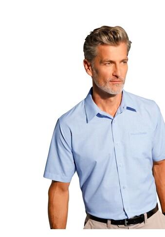 Kurzarm - Hemd mit Kentkragen kaufen