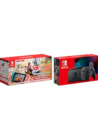 Nintendo Switch Konsolen-Set, inkl. Mario Kart Live - Mario Edition kaufen