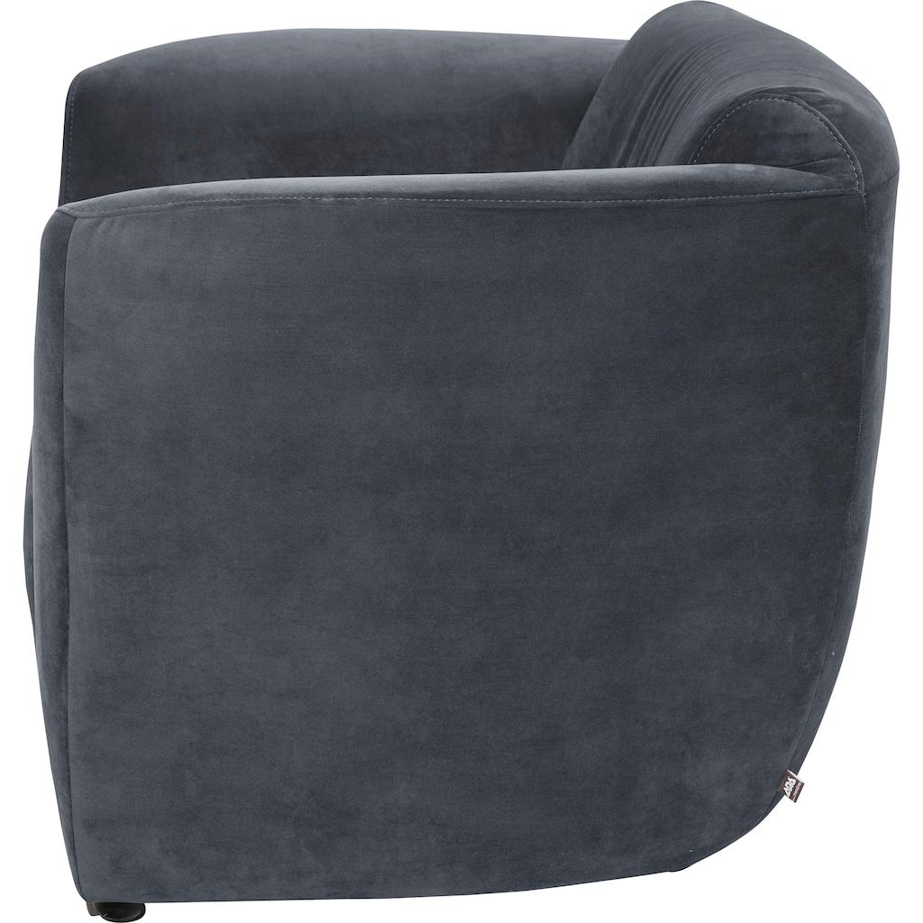 ADA trendline Sessel »Marty«, aus angenehm weichem Bezugsstoff