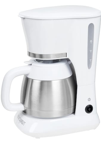 exquisit Filterkaffeemaschine »KA 6501 we«, Papierfilter, 1x4 kaufen