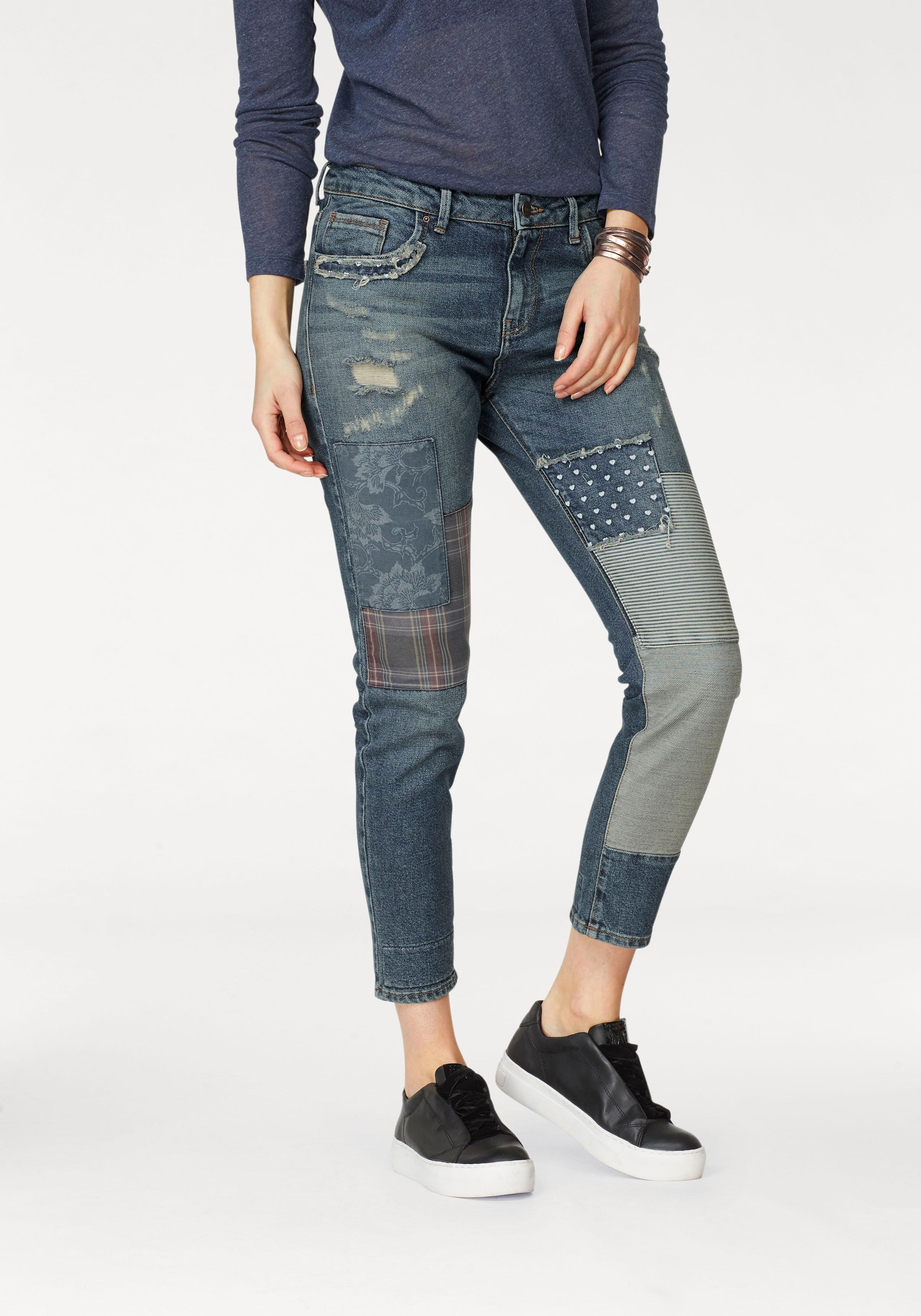 LTB Boyfriend-Jeans WICCA   Bekleidung > Jeans > Boyfriend-Jeans   Blau   Ltb