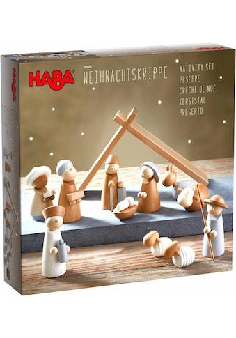Haba Spielfigur »Weihnachtskrippe«, ; Made in Germany kaufen