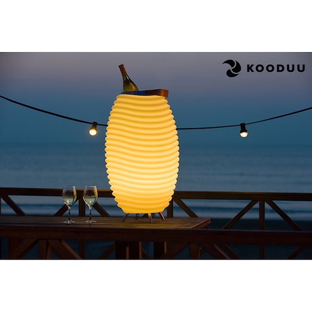 KOODUU,LED Stehlampe»Synergy S«,