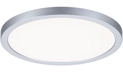 Paulmann LED Einbauleuchte »Areo VariFit IP44 175mm 13W 4.000K Chrom matt«, 1 St.,... kaufen