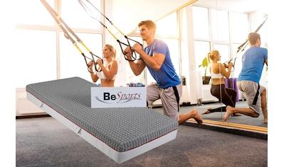 BeSports Taschenfederkernmatratze »T-Dynamic 2300 X-tra«, 500 Federn, (1 St.), Top für... kaufen