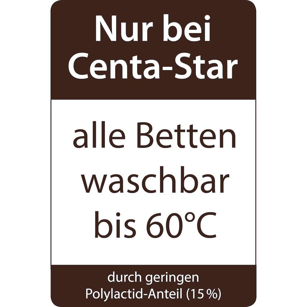 Centa-Star Naturhaarbettdecke »Sensual«, warm, Füllung 85% Kamelhaar, Bezug 100% Baumwolle, (1 St.), Optimale Temperaturregulation