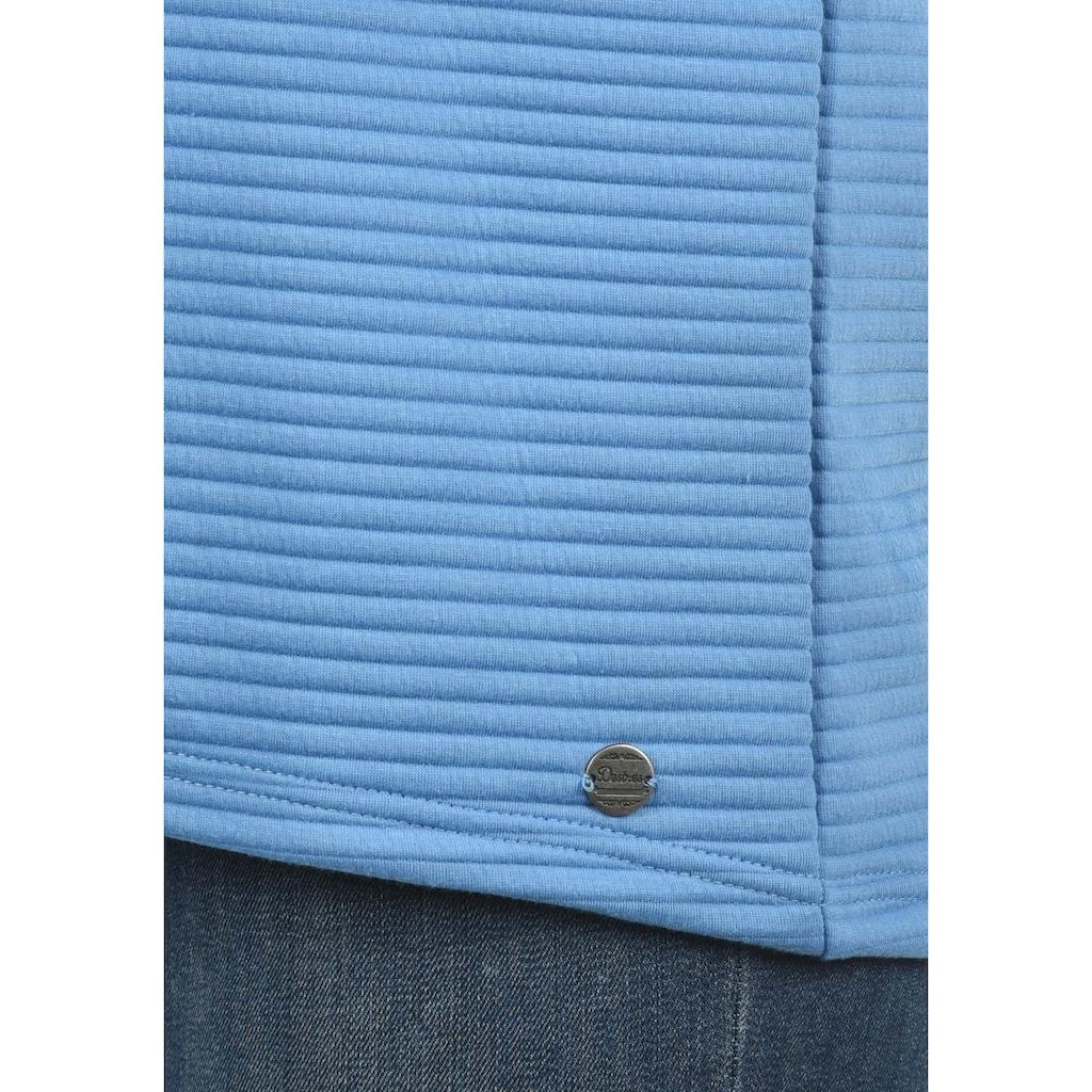 DESIRES Cardigan »Jorid«, offen geschnittene Sweatjacke