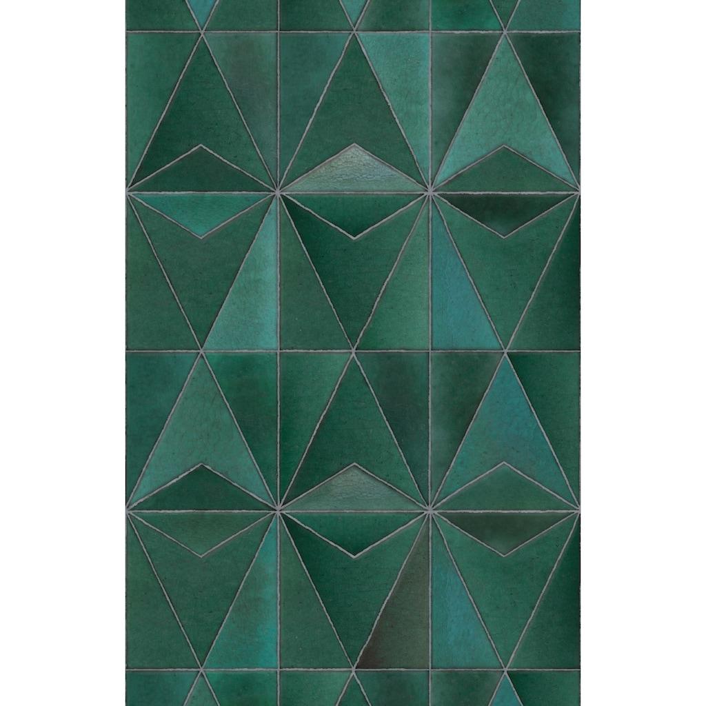 Art for the home Fototapete »Fliesen«, 200 cm Länge