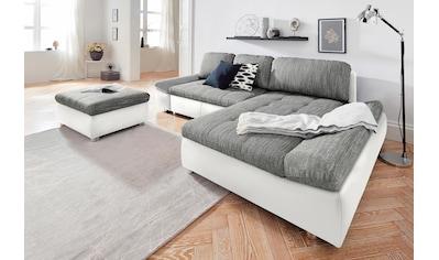 sit&more Ecksofa »Fabona«, wahlweise mit Bettfunktion, Bettkasten und Armteilfunktion kaufen