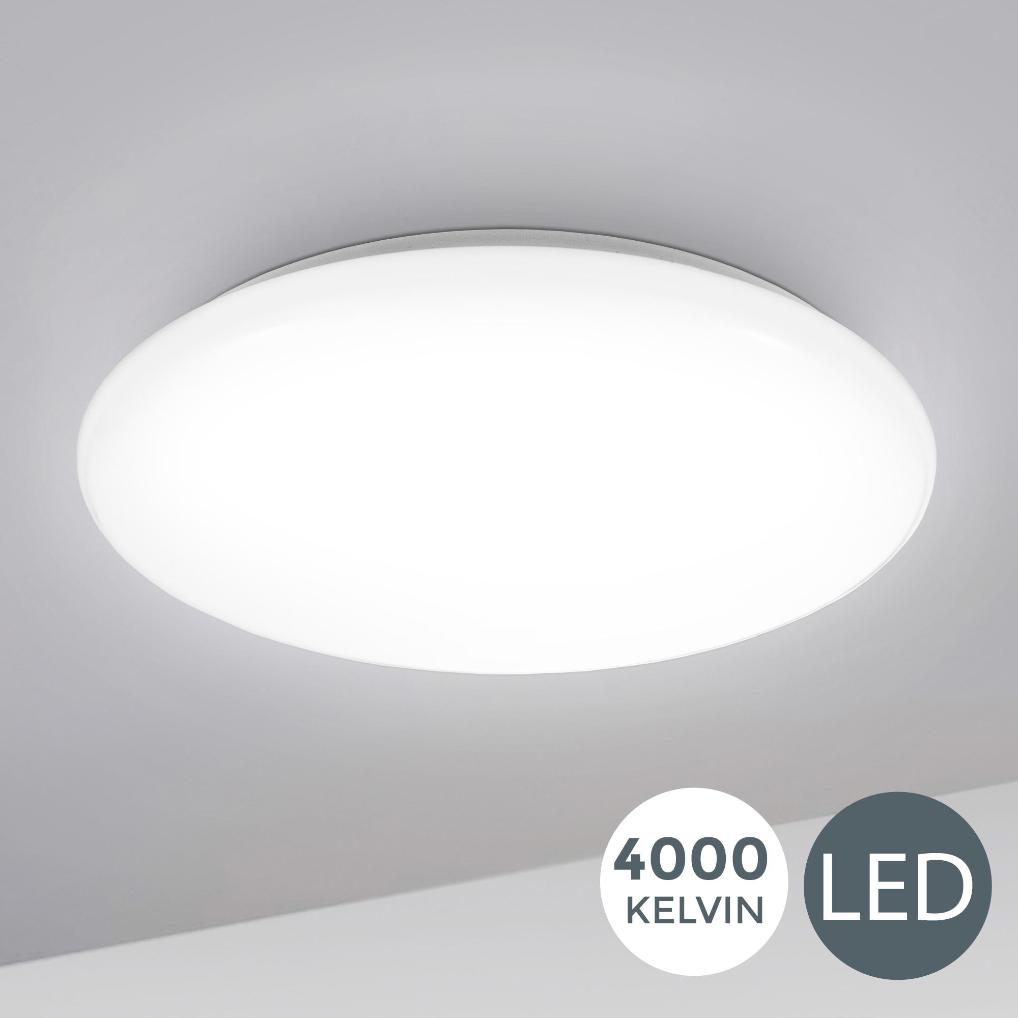 B.K.Licht,LED Deckenleuchte Leonis