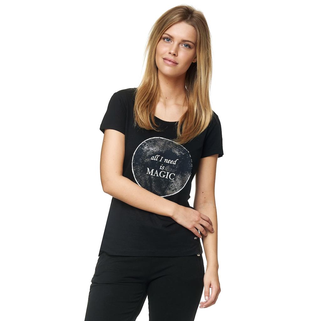 Decay T-Shirt »Magic«, mit tollem Frontprint