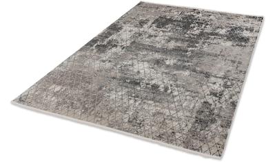 SCHÖNER WOHNEN-Kollektion Teppich »Vision 212«, rechteckig, 7 mm Höhe, Viskoseteppich... kaufen