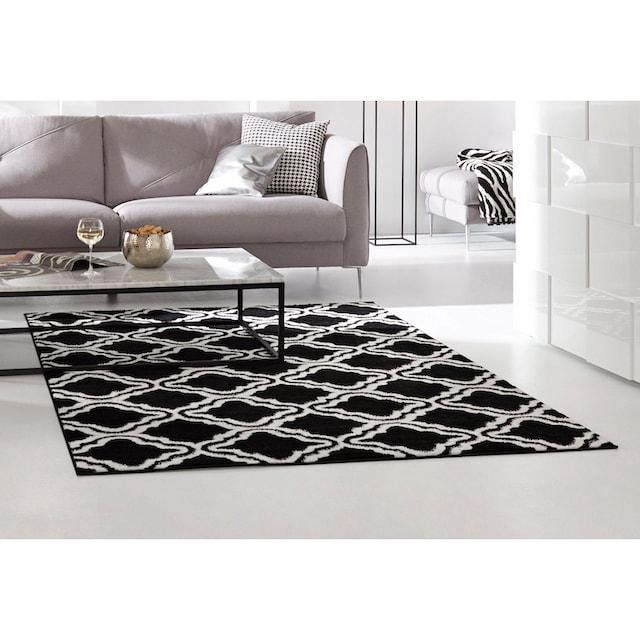 Teppich, »Debora«, my home, rechteckig, Höhe 13 mm, maschinell gewebt