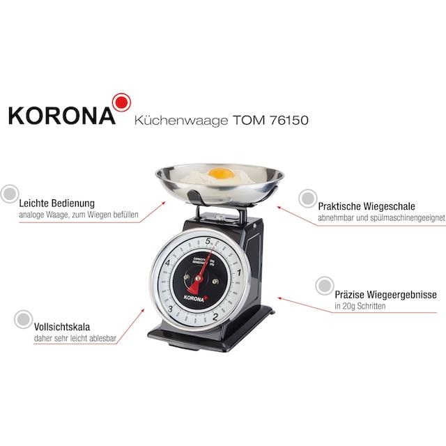 """KORONA Küchenwaage """"TOM 76150"""""""