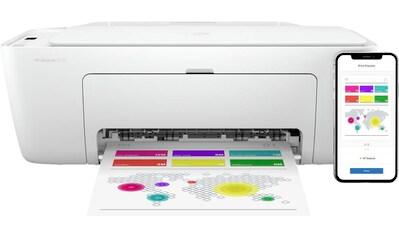 HP »DeskJet 2720 All in One Printer« Multifunktionsdrucker (WLAN (Wi - Fi),Bluetooth) kaufen