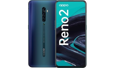 Oppo Reno2 Smartphone (16,6 cm / 6,5 Zoll, 256 GB, 48 MP Kamera) kaufen