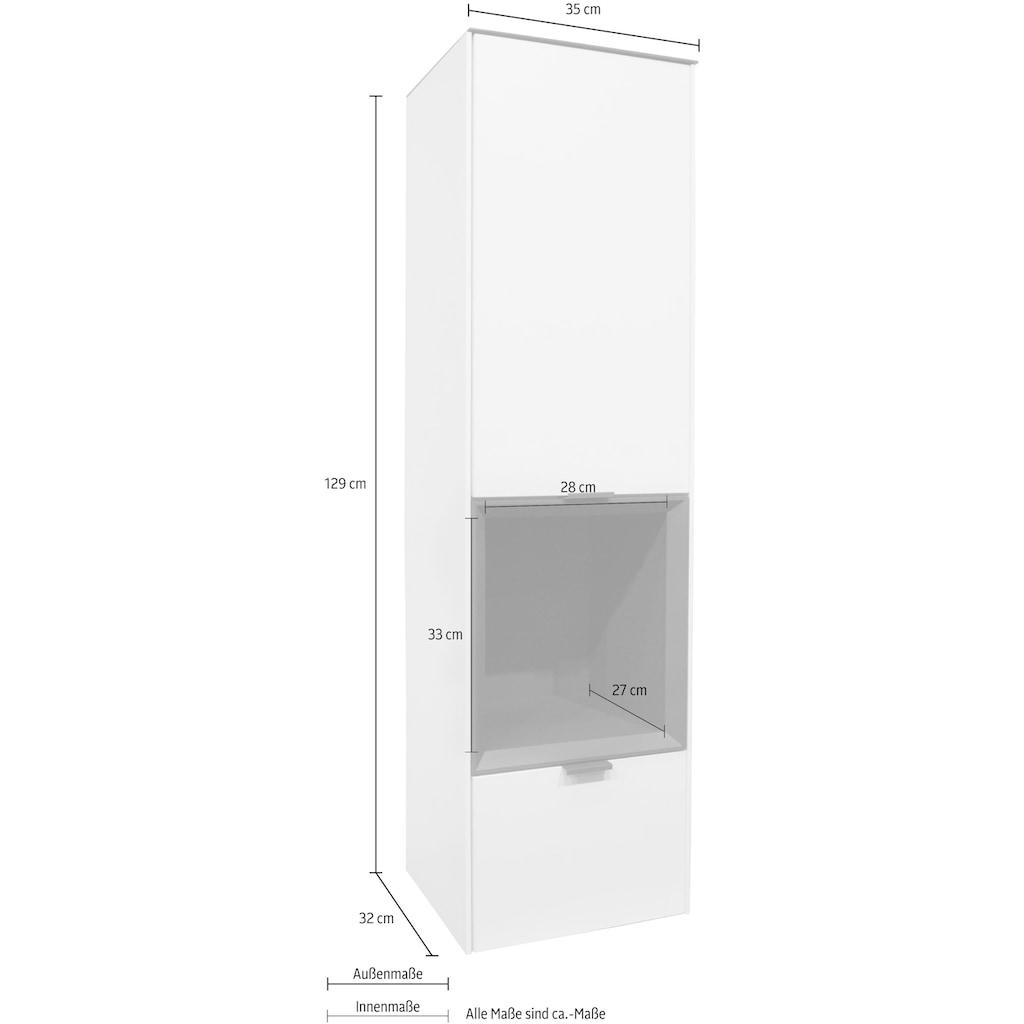 Hängevitrine »Micelli«, Höhe 129 cm