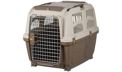 TRIXIE Tiertransportbox »Skudo Gr. M«, bis 35 kg, BxTxH: 59x79x65 cm kaufen