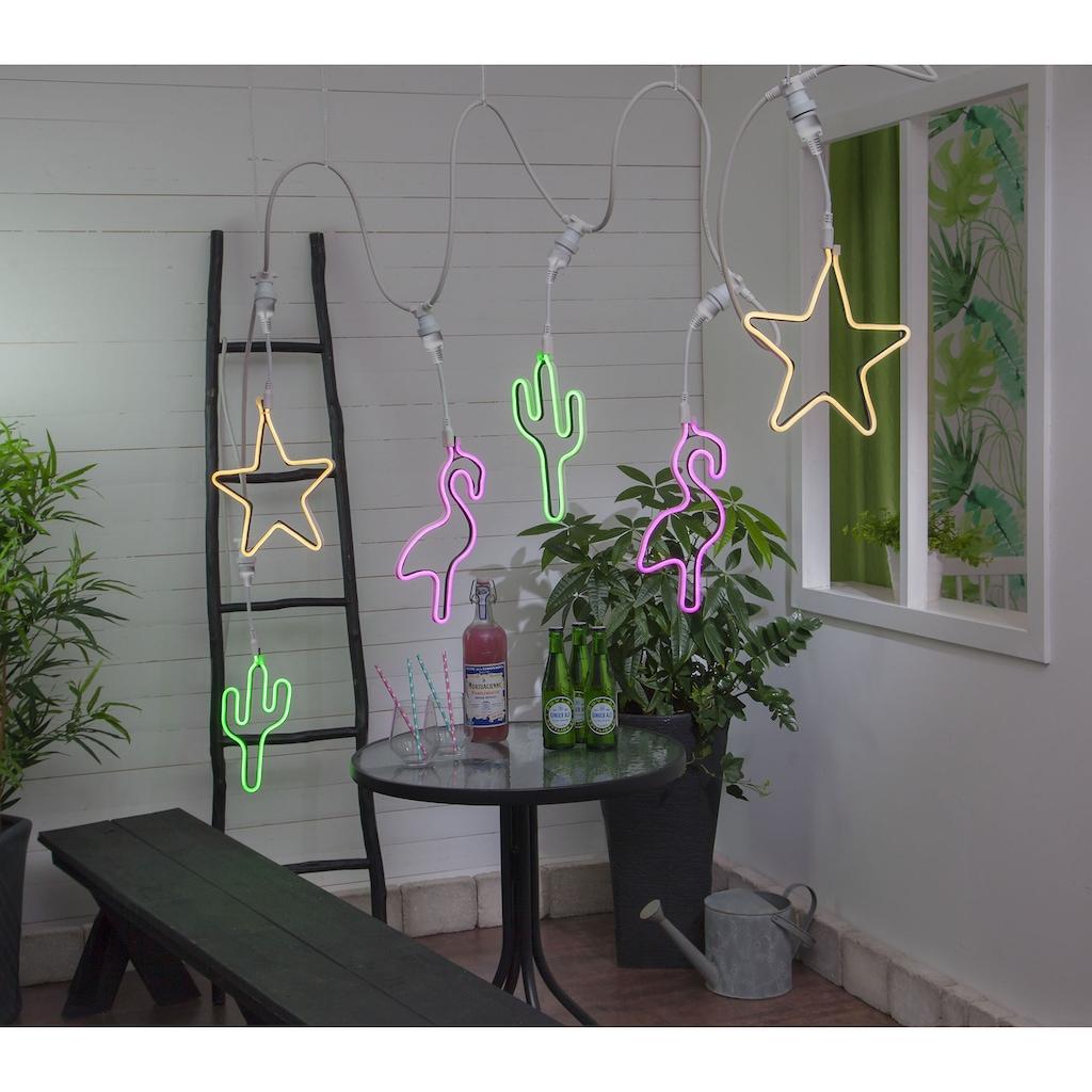 STAR TRADING LED-Lichterkette »Stern«, Zubehör Stern für Lichterkette Connecta