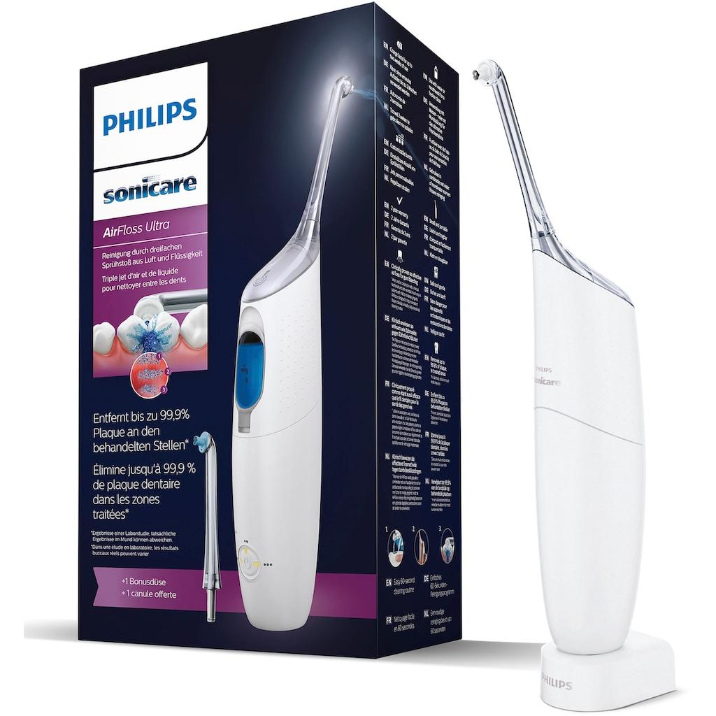 Philips Sonicare AirFloss »Ultra HX8438«, 2 St. Aufsätze}, zur Zahnzwischenraumreinigung