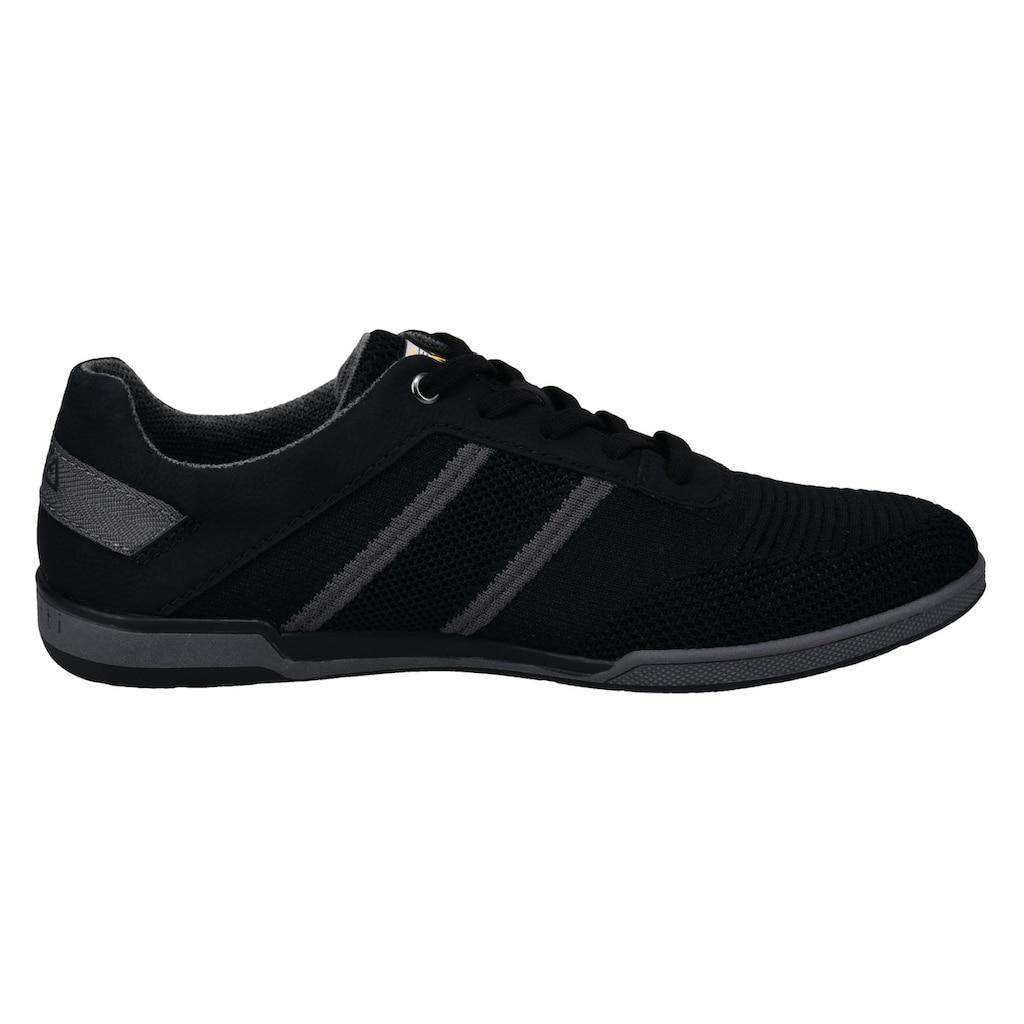 bugatti Sneaker »SOLAR EXKO«, mit dezenten Kontrast-Details
