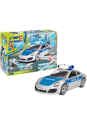 Revell® Modellbausatz »Junior Kit Porsche 911 Polizei«, 1:20, Made in Europe kaufen