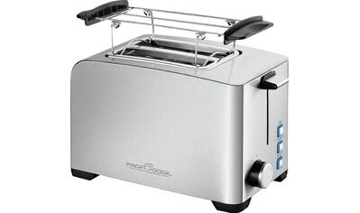 ProfiCook Toaster »PC - TA 1082«, für 2 Scheiben, 800 Watt kaufen