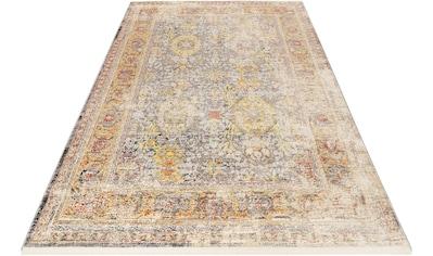 Teppich, »SoHo Fashion«, Wecon home, rechteckig, Höhe 7 mm, maschinell gewebt kaufen