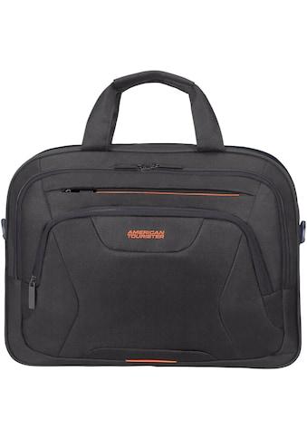 American Tourister® Laptoptasche »At Work 15.6, black/orange« kaufen