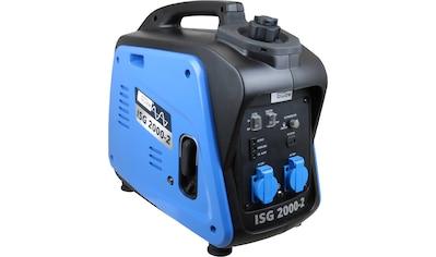 Güde Stromerzeuger »ISG 2000-2«, inkl. zwei 230 V Steckdosen und Ladekabel kaufen