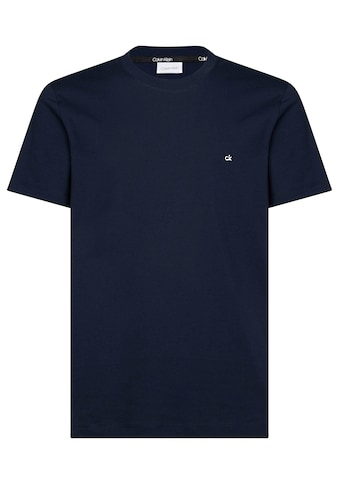 Calvin Klein T - Shirt »COTTON LOGO EMBROIDERY« kaufen