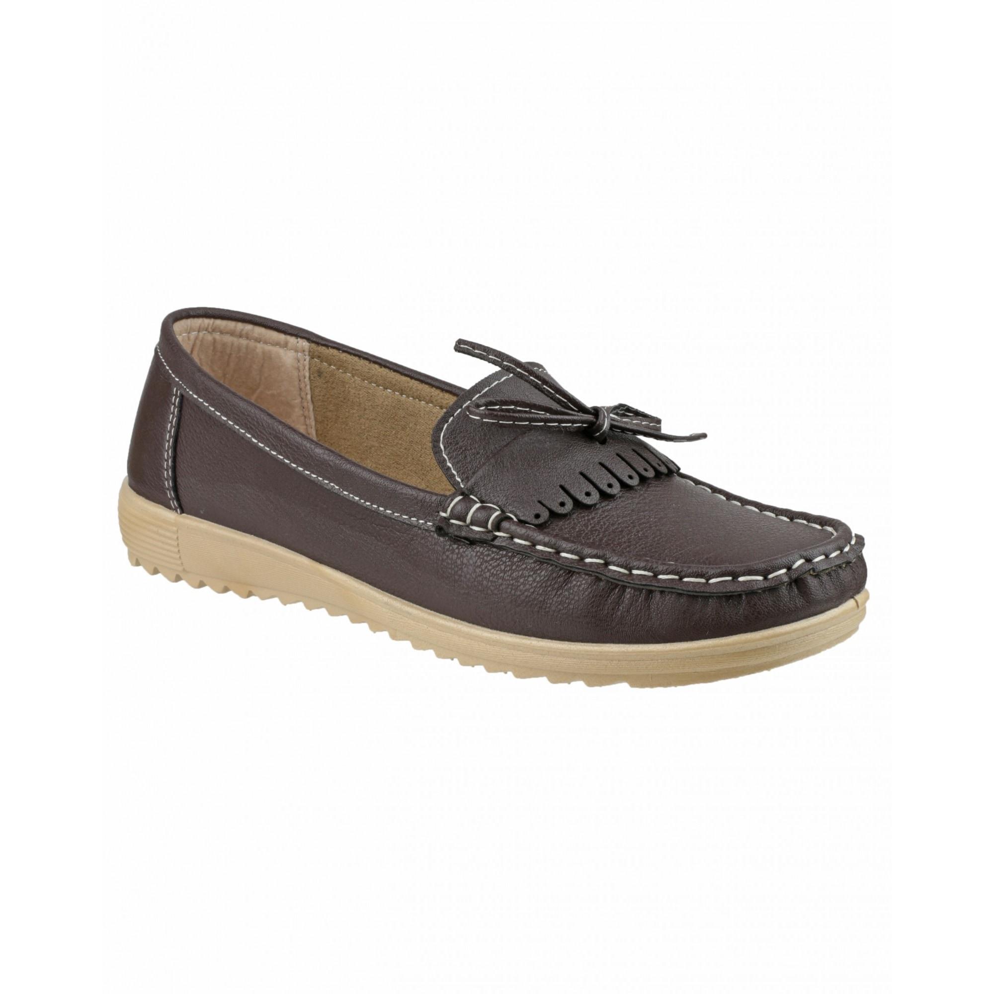 amblers safety -  Loafer Elba Damen Sommerschuhe / / Slipper / Mokassins