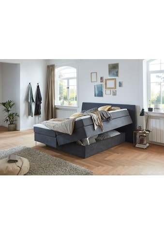 Premium collection by Home affaire Boxspringbett »Linda« kaufen