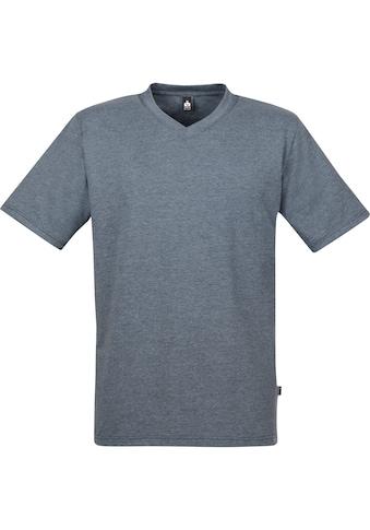 TRIGEMA V-Shirt DELUXE Baumwolle kaufen