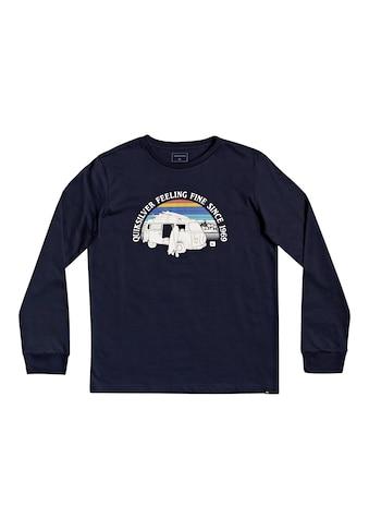 Quiksilver Langarmshirt »Come Sail Away« kaufen