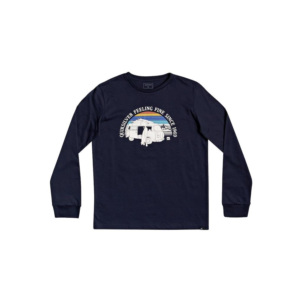 Quiksilver Langarmshirt »Come Sail Away«