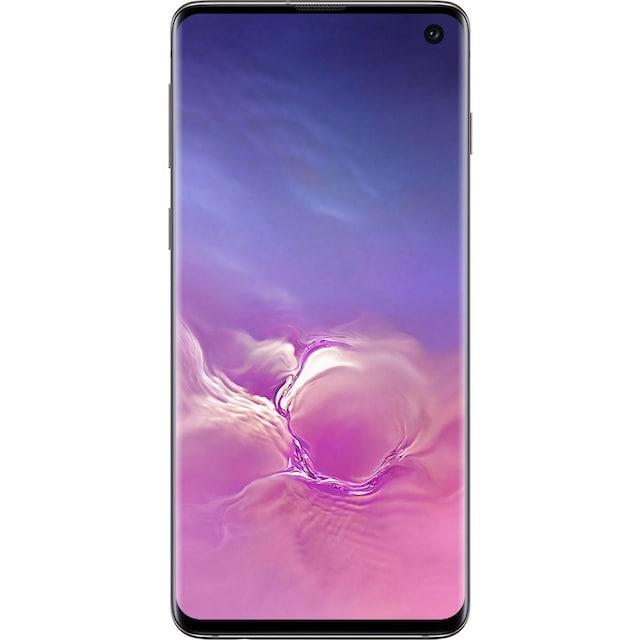 Samsung Galaxy S10 Smartphone (15,51 cm / 6,1 Zoll, 512 GB, 12 MP Kamera)
