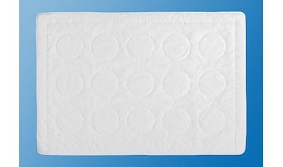 Centa-Star Baumwollbettdecke »Natural Wool«, normal, Füllung Argali-Wildschaf-Wolle (100% Tierhaar), Bezug 100% Baumwolle, (1 St.), besonders feuchtigkeitsregulierend und temperaturausgleichend kaufen