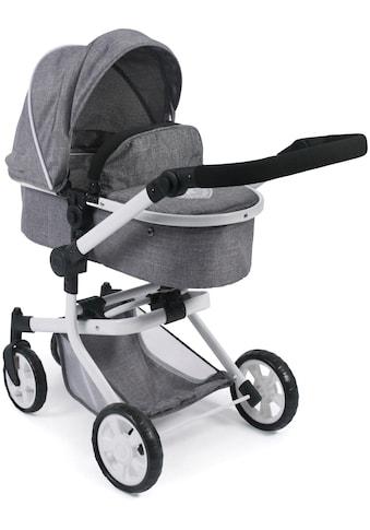 CHIC2000 Kombi-Puppenwagen »Mika, Jeans Grey« kaufen